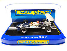 "Scalextric ""Jo Siffert"" Lotus Type 49B 1/32 Scale Slot Car C3413"