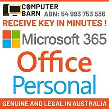 Genuine Microsoft Office 365 Personal. 1 Year Subscription. Key Sent In Minutes