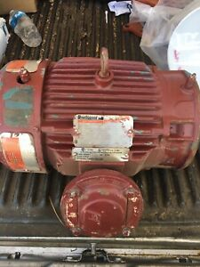RELIANCE ELECTRIC MOTOR 3HP RPM 1770 FRAME 184TC