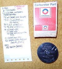 1975-79 Chevrolet/GMC 454 4BBL Carburetor Choke Coil/Cover NOS 17052640