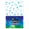Battle Royal Gamer Birthday Party Paper Table Cover