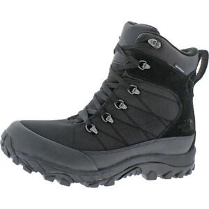The North Face Mens Chilkat Nylon Waterproof Snow Winter Boots Shoes BHFO 8489