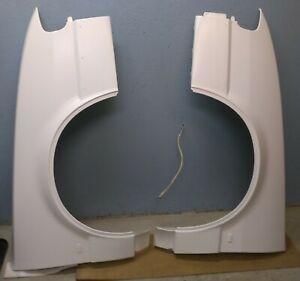 Saab 9000CSE front fiberglass wings fenders