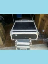 Flightcase 4 unità rack misure 50X18X55 cm compreso di coperchi (Usato) FC004