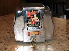 Vintage Madam X Napkin Fortune Dispenser Machine/Trade Stimulator