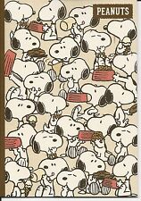 Peanuts Snoopy Notebook Lined