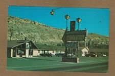 Rock Springs,WY Wyoming Lamplighter Motel 21 units used 1965