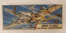AIRFIX BOEING B-17G FLYING FORTRESS 1/72 MODEL KIT 585