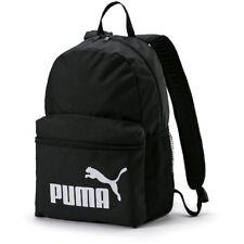 e11f4adafb8ab PUMA Phase Backpack Rucksack OSFA Black