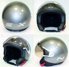 73 casco NEXX X60 jet RAP TITANIUM taglia XL 61-62