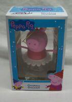 PEPPA PIG BALLERINA CHRISTMAS TREE ORNAMENT NEW