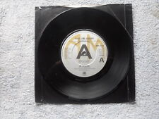 "38 SPECIAL  FIRST TIME AROUND A&M RECORDS RARE UK 7"" PROMO VINYL SINGLE RECORD"
