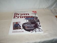 Drum Primer with Cd by Tim Wimer Watch & Learn series