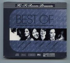"Hi-Fi Room Presents ""Best of Vol.1"" 24-bit Audiophile HDCD CD Brand New Sealed"