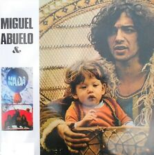 """Miguel Abuelo & Nada: """"S/T"""" + Bonustracks (CD)"""