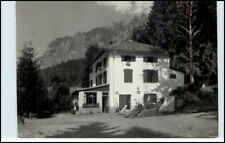 Cartolina Trentino 1974 ALBERGO AL CACCIATORE Valsugana