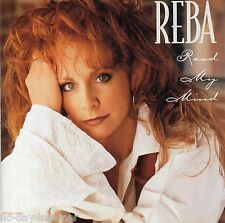 """REBA McENTIRE - READ MY MIND (1994 MCA) """"Why Haven't I Heard From You"""""""