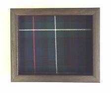 Medium Royal Highland Light Infantry Regimental Tartan Medal Display Case