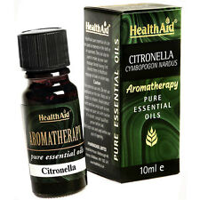 HEALTH AID CITRONELLA OIL - 10ML *