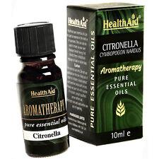 HEALTH AID CITRONELLA OIL - 10ML