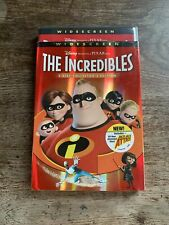 The Incredibles (Widescreen Two-Disc Collector's Edition) - Dvd - W/ Case Sleeve