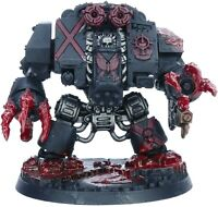 40K Space Marines Blood Angels / Flesh Tearers Death Company Dreadnought