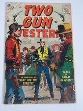 Two Gun Western #11 (Atlas/ Marvel Comics 1957) G/VG Silver Age