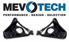 For Chevrolet Pontiac Oldsmobile Set of 2 Front Upper Control Arms Pair Mevotech