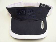 IAT INSURANCE GROUP - SPECIALTY - AMELIA ISLAND - ADJUSTABLE SUN VISOR!
