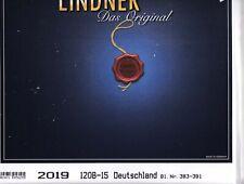 Lindner Nachtrag Deutschland 2019 Neu