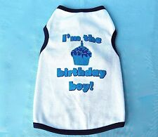 I'm the Birthday Boy Dog or Cat T Shirt for Dog or Cat Birthday by I See Spot