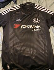 Chelsea Soccer Club Jersey 2015/2016 Third Kit Men's Medium Adidas ClimaCool