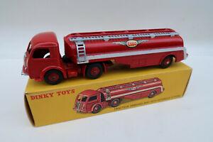 Dinky Toys Original 32C Panhard Citerne Esso Grandes Ailes Superbe + Boite