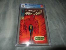 Amazing Spider-Man 50 CGC 4.5 VG+ 1st Kingpin, J. Romita, Stan Lee (Marvel 1967)