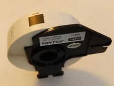 300x Etiquettes Standard 17mm x 87mm pour Brother DK-11203