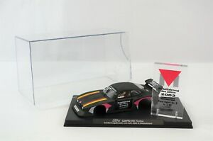 Fly Ford Capri RS Turbo 1/32 Scale Slot Car Black 2002 Body Only w/ Case