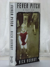 Nick Hornby - Fever Pitch 1st Edition 1992