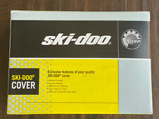 New Ski Doo Snowmobile Cover 280000190 Intense (solution dyed) REV SPORT SUMMIT