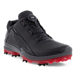 Ecco Biom G3 BOA Spiked GoreTex Golf Shoes