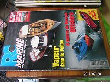 10µµ Revue RC Marine n°138 Plan encarté Bateau Phare Westhinder / Saturn