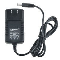 1A AC Converter Adapter DC 9V 300mA 0.3A Power Supply Charger 5.5mm x 2.1mm US