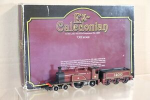HORNBY R763 LMS 4-2-2 Ex CALEDONIAN SINGLE LOCOMOTIVE 14010 BOXED nx