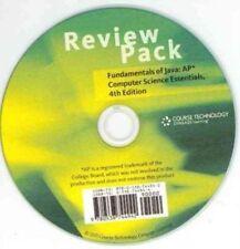 Review Pack for Lambert/Osborne's Fundamentals of Java(tm) Ap* Computer Science