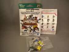 New Kre-o Transformers Micro Changers FUEL LINE Collection 3 Figure