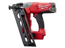 Milwaukee M18 Cn16ga-0x Fuel 16g Angled Nailer 18 Volt Bare Unit