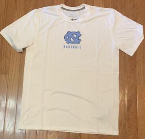 Men's North Carolina Tar Heels UNC Nike Baseball Logo Legend Shirt NWOT Medium