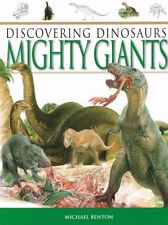 Discovering Dinosaurs - set of 4 Books