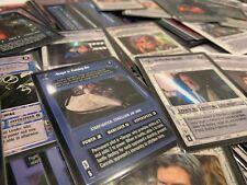 Star Wars CCG LibertyDeath Star IINM//Mint Bonus Card!