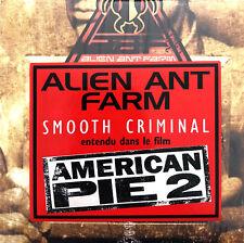 Alien Ant Farm CD Single Smooth Criminal - Europe (EX+/EX+)