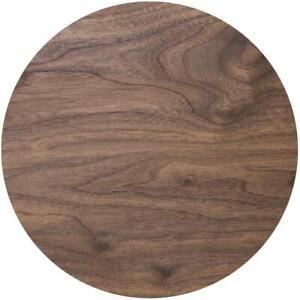 "Round Masonite Cake Board Wood Effect 10"" 4mm Thick"